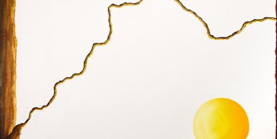 1 TRONCO (81 x 100 cm) Óleo sobre Lienzo.