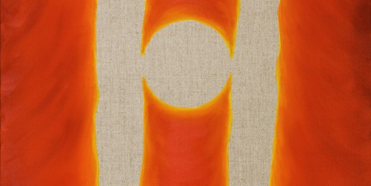 unocerodos (50 x 50 cm) Óleo sobre Lino