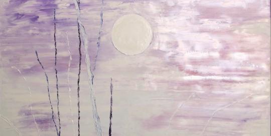 Mente (73 x 92 cm) Óleo sobre Lienzo.
