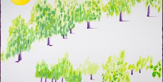 POEMA 2 (81 x 100 cm) Óleo sobre Lienzo.