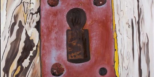 PORTA DO RIAL II (50 x 70 cm) Óleo sobre Lienzo