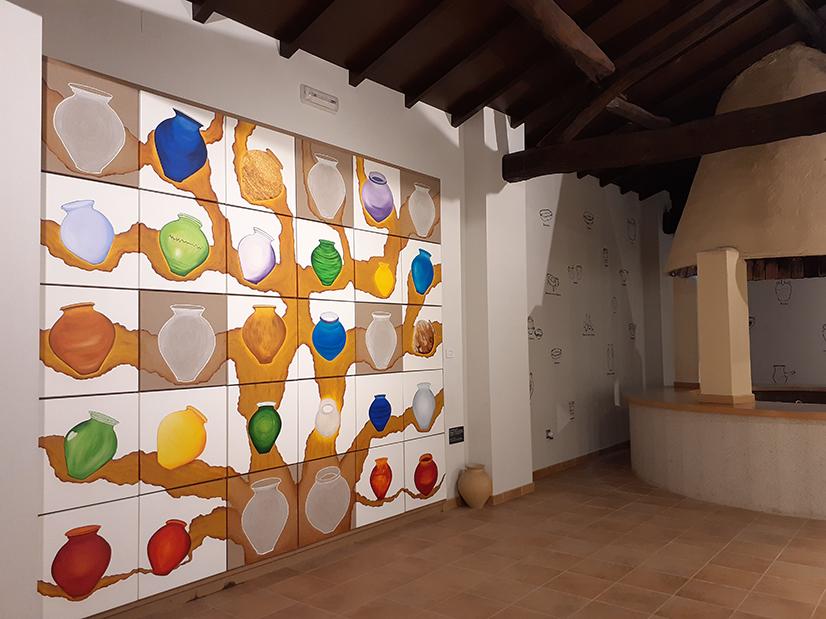 Permanente en Museo Olería Niñodaguia