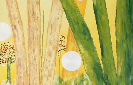 76 (100 x 100 cm) Óleo sobre Lienzo