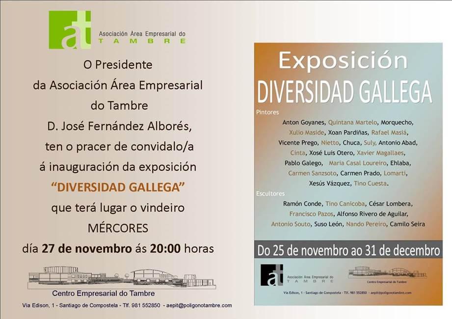 Exposición Diversidad Gallega